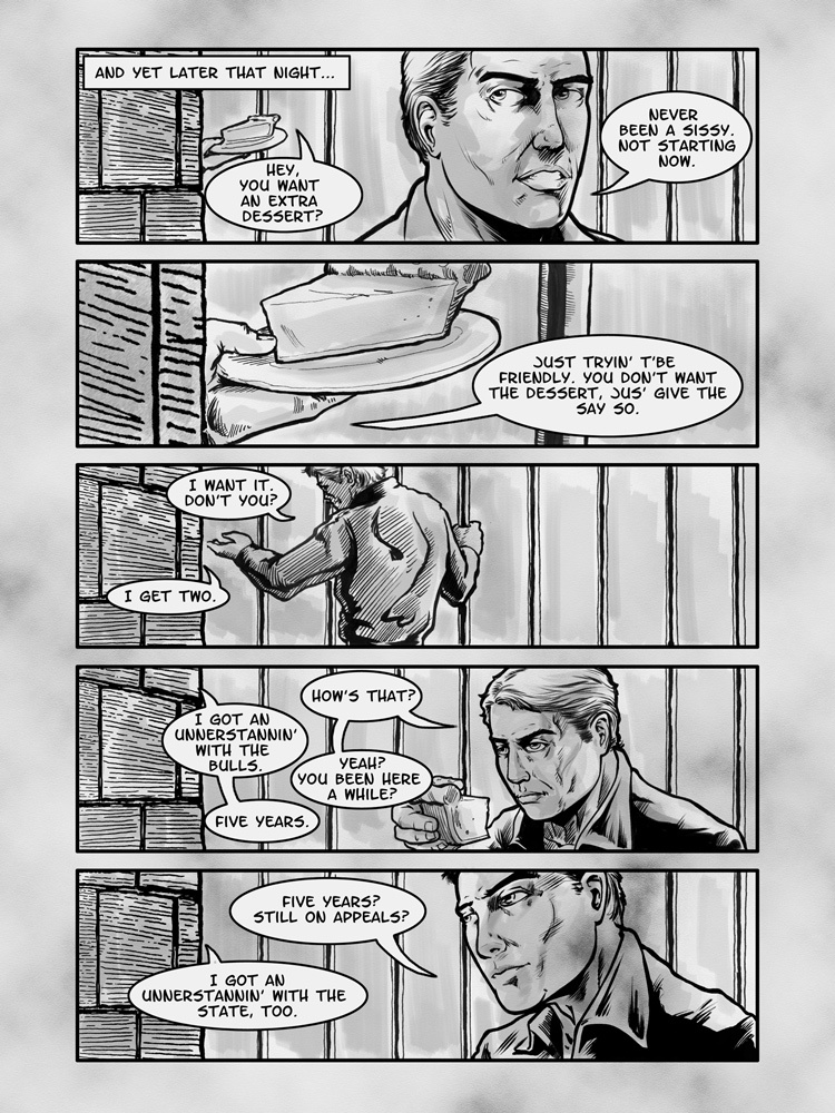 The Executioner is a Lonely Man, page 4