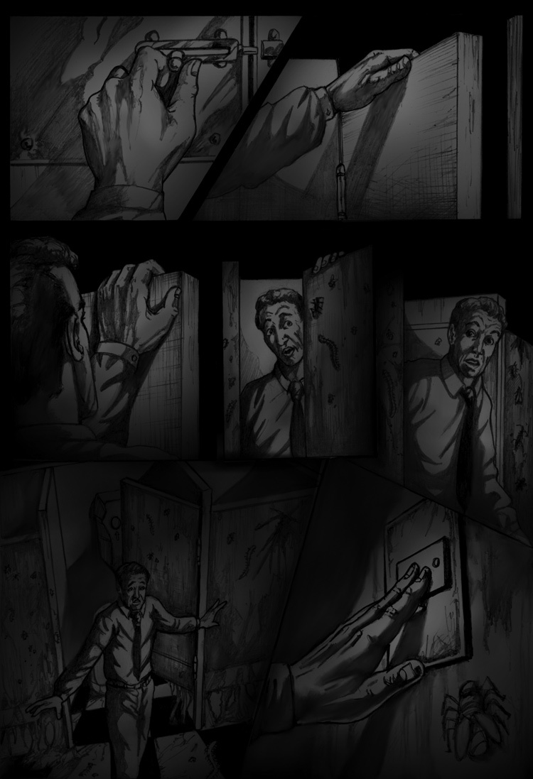 The Consequences of a Little Alone Time, page 4