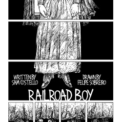 The Railroad Boy